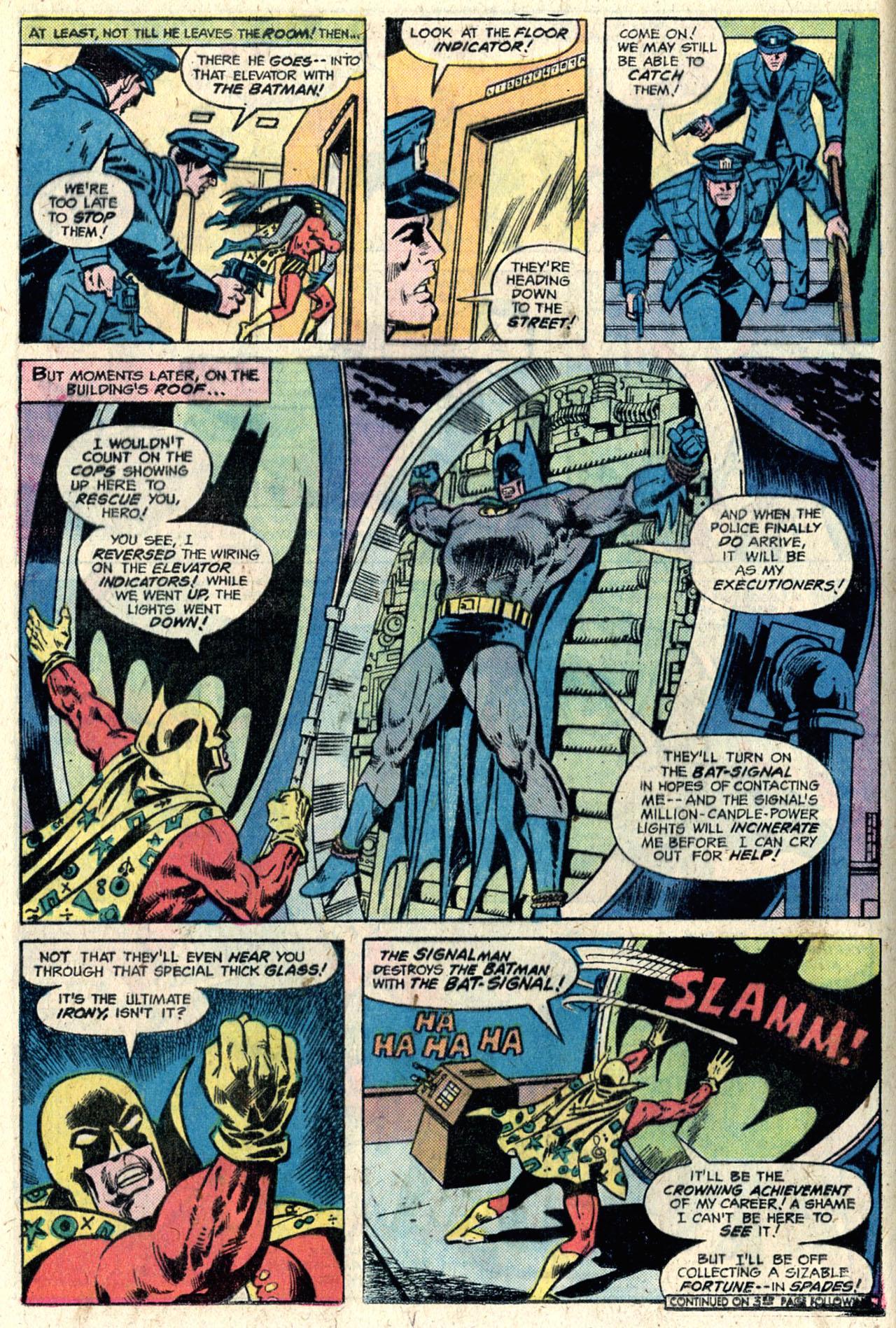 Detective Comics (1937) 466 Page 11