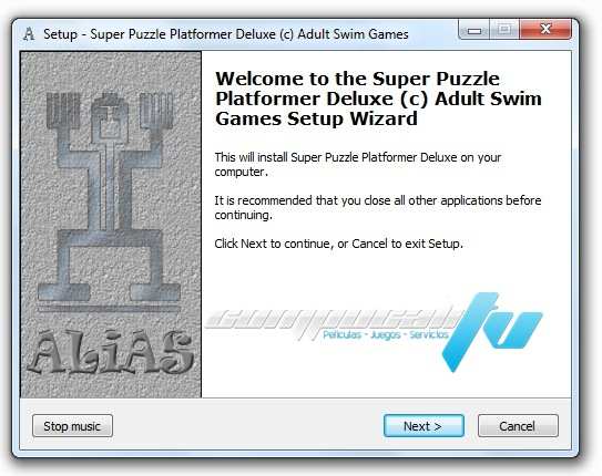 Super Puzzle Platformer Deluxe PC Full ALiAS