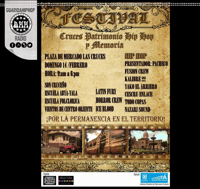 Festival Cruces,14 De Febrero | Bogota | 2016