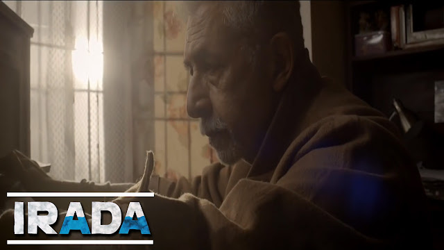 Naseeruddin Shah Irada 2017 Movie HD Wallpaper