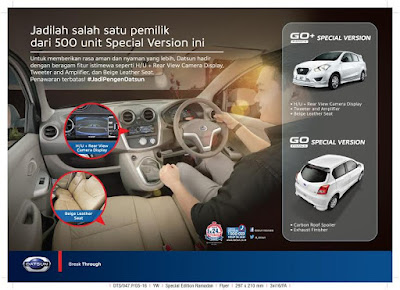 Harga Kredit Mobil Datsun
