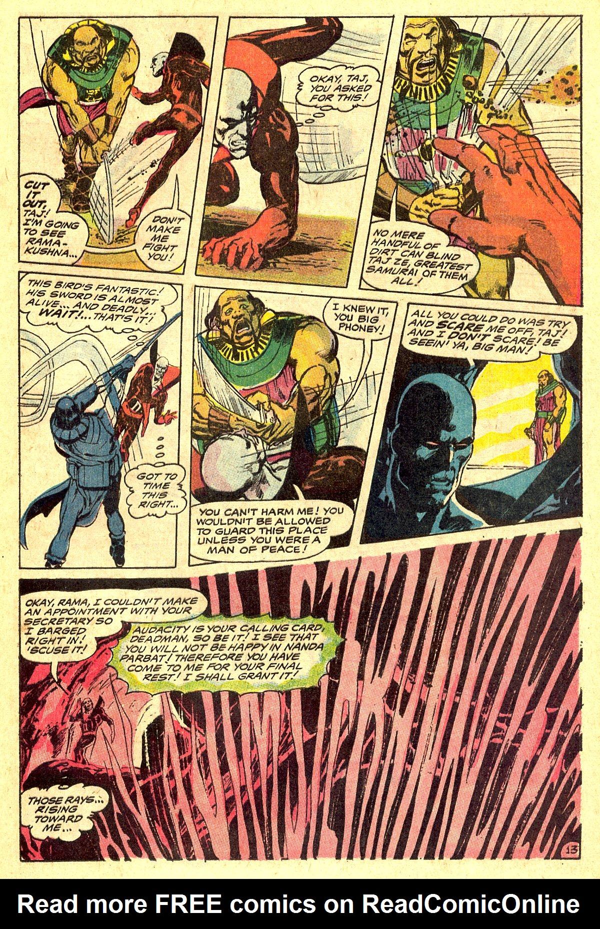 Strange Adventures (1950) issue 216 - Page 17