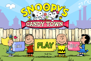 Snoopys Candy Town