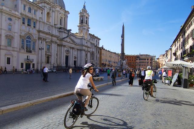Transportes mais indicados em Roma