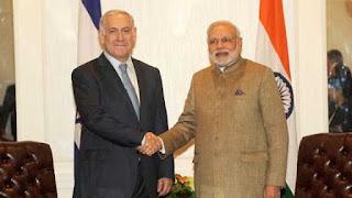 netanyahu-ready-to-welcome-modi-on-israel-yisit