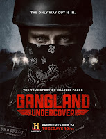 Serie Gangland Undercover 2X01