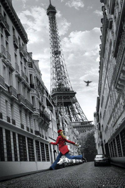 Facebook Cover Wallpaper Quotes Paris Paris Girl Photo
