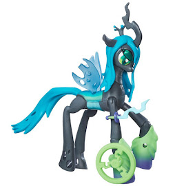 My Little Pony Main Series Figure and Friend Queen Chrysalis Guardians of Harmony Figure