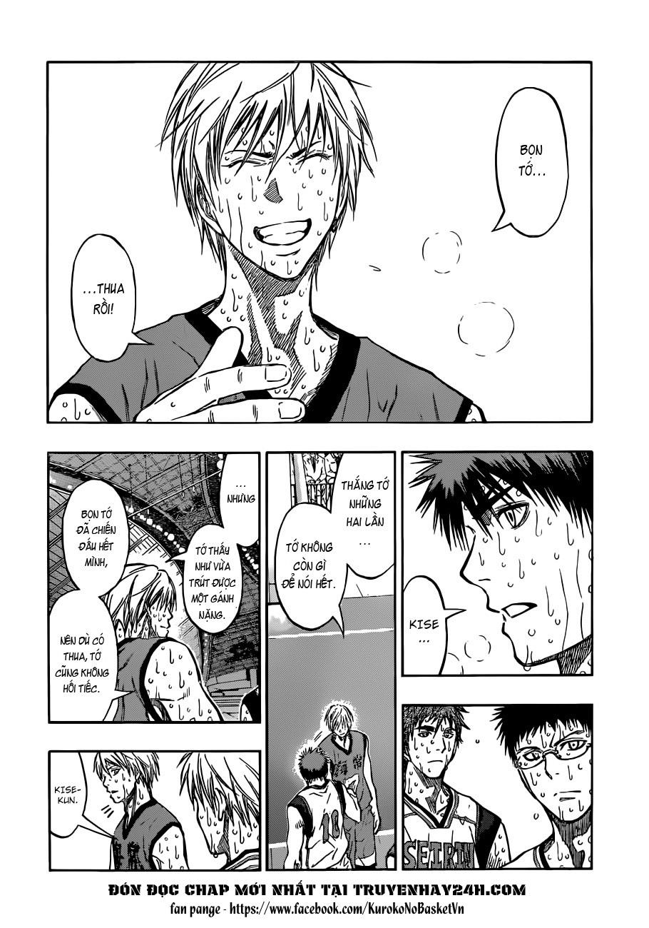 Kuroko No Basket chap 203 trang 5