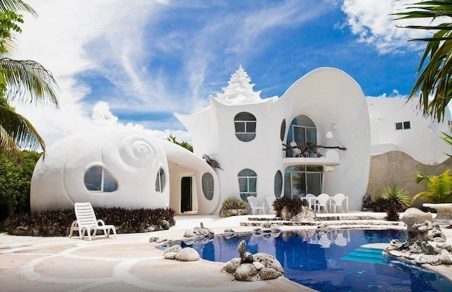 Welcome to Casa Caracol, World of Mermaids