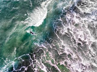 Surfer Portugis