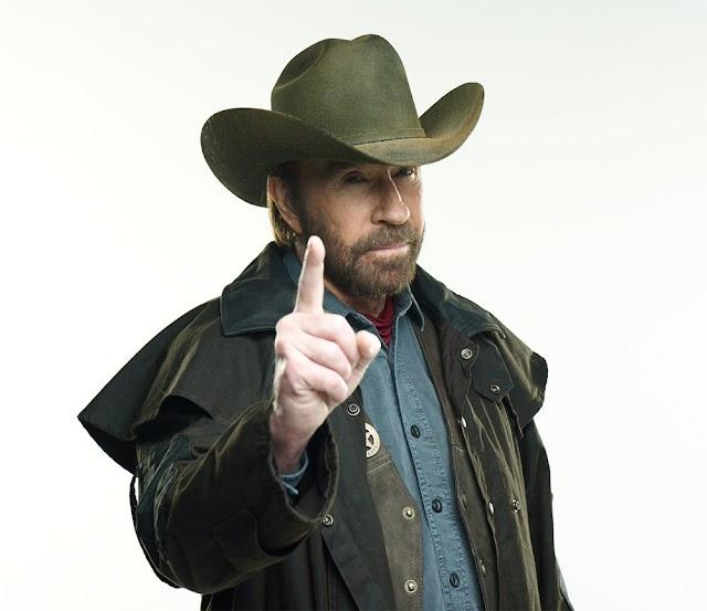 Chuck Norris LF - Rodada 4