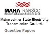 MAHATRANSCO AE Question Papers PDF Online Test