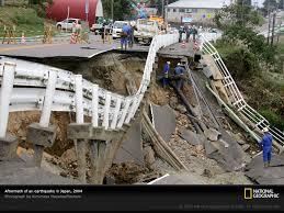 macam-macam gempa bumi