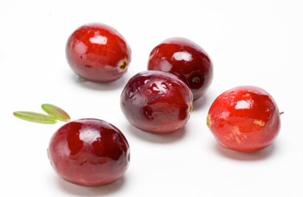 buah cranberry