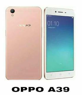 Smartphone gaming murah Oppo a39 yang harus kamu beli