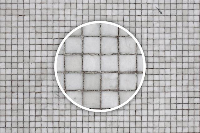 Tiles, Small, White, Squares, Texture, 3888 x 2592