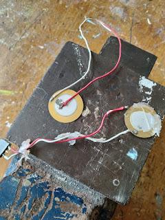 Sensor piezoelèctric(trencat)