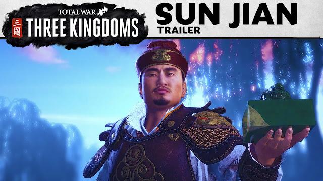 ซุนเกี๋ยน Total War: THREE KINGDOMS