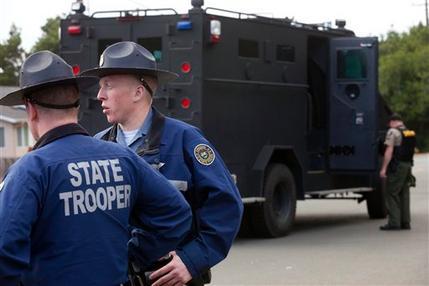 The Intercept: OR - Guns traded among Redmond, Ore  police