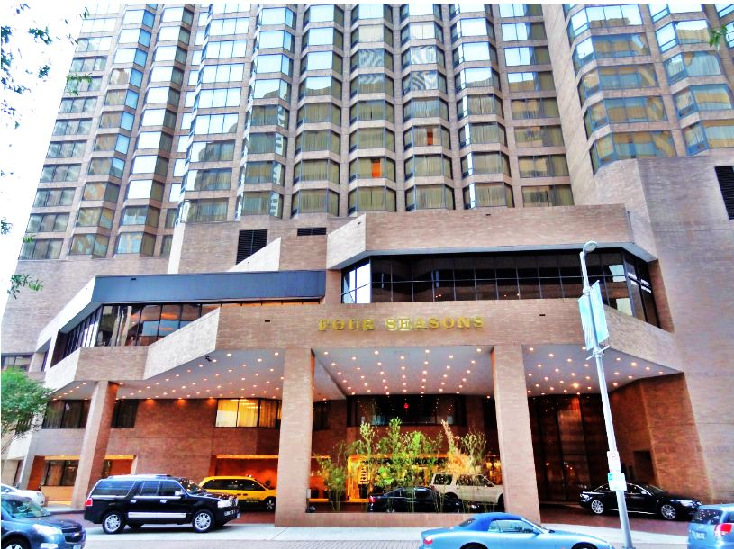 Hotels On  North Houston Tx