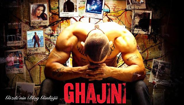 Ghajini filmi izle