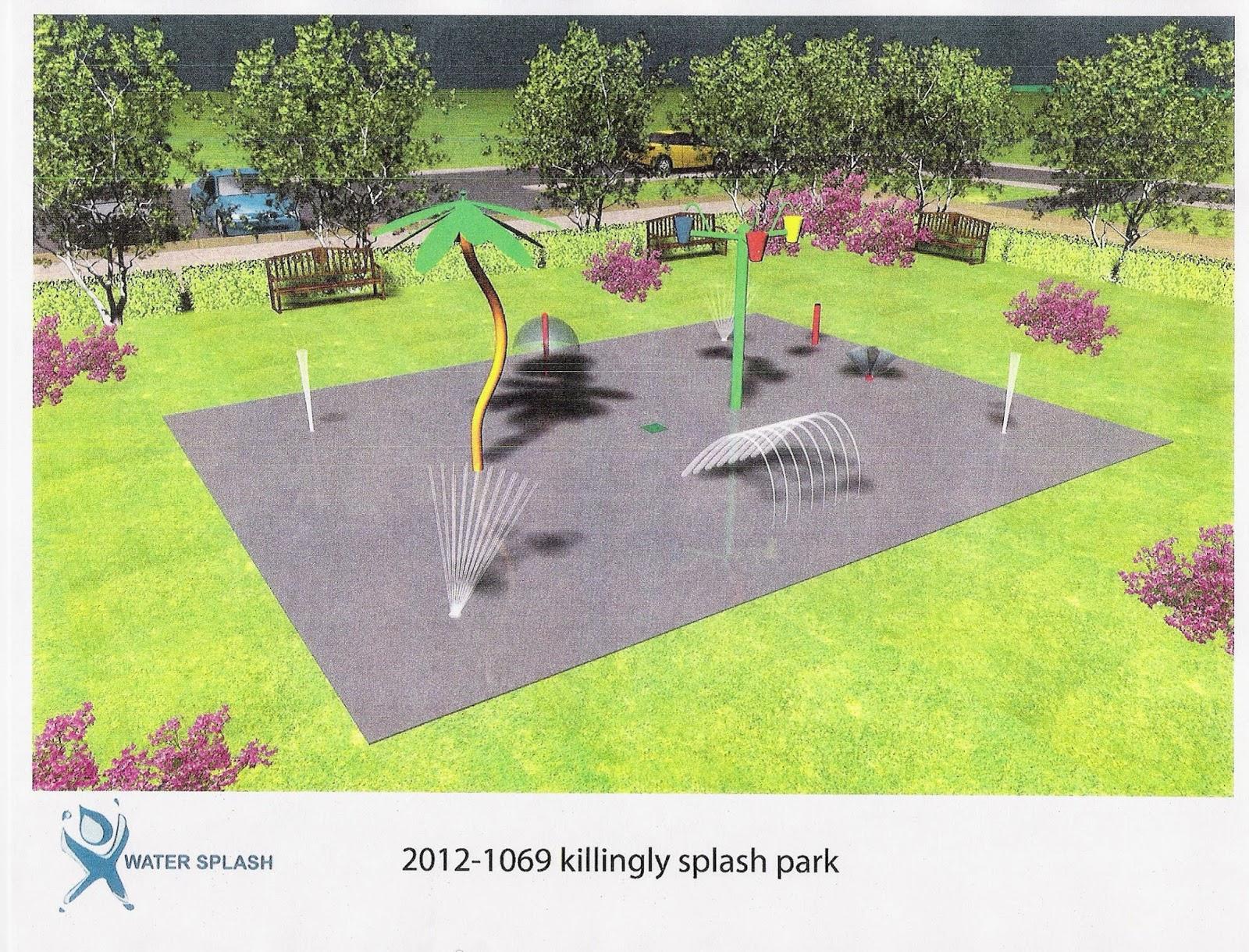 possible sprinkler park for Fletcher Field