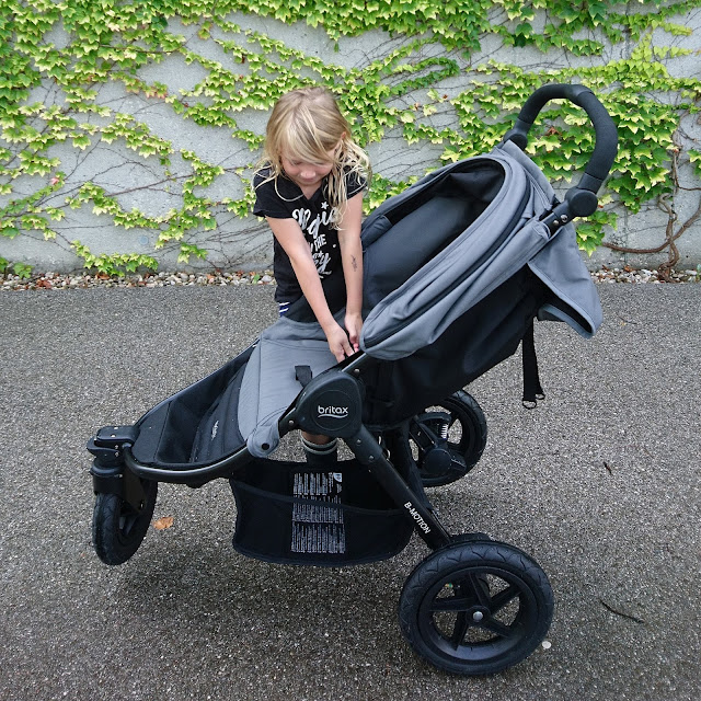 Britax Römer - Kinderwagen - Buggy - B-Motion 3 - whatalovelyday