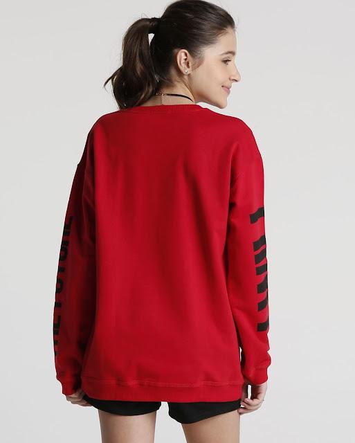 Ideal para dias frios, combine com calça jeans e mule para um visual despojado e atual.