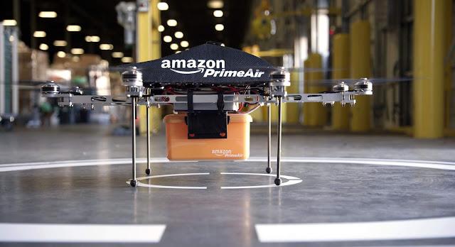 Amazon's drone