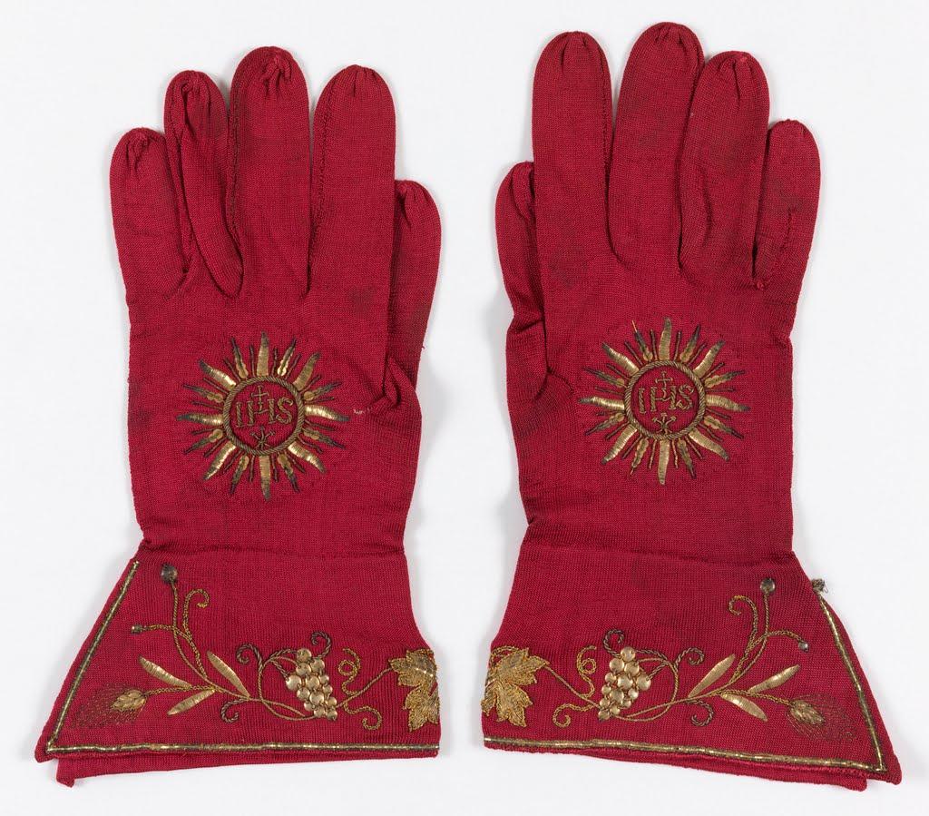 pope handschuhe