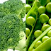 Green Vegetables rich food in carbohydrates
