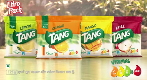 Tang Poses a Taste Challenge This Summer