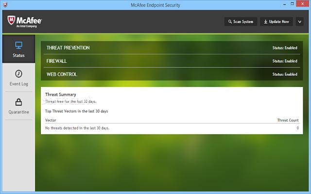 McAfee Endpoint Security 10.6.1.190212 Cr@ck - Giải pháp bảo mật toàn diện