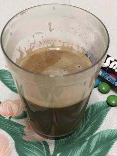 Chocolat chaud aux Smarties, Nestlé