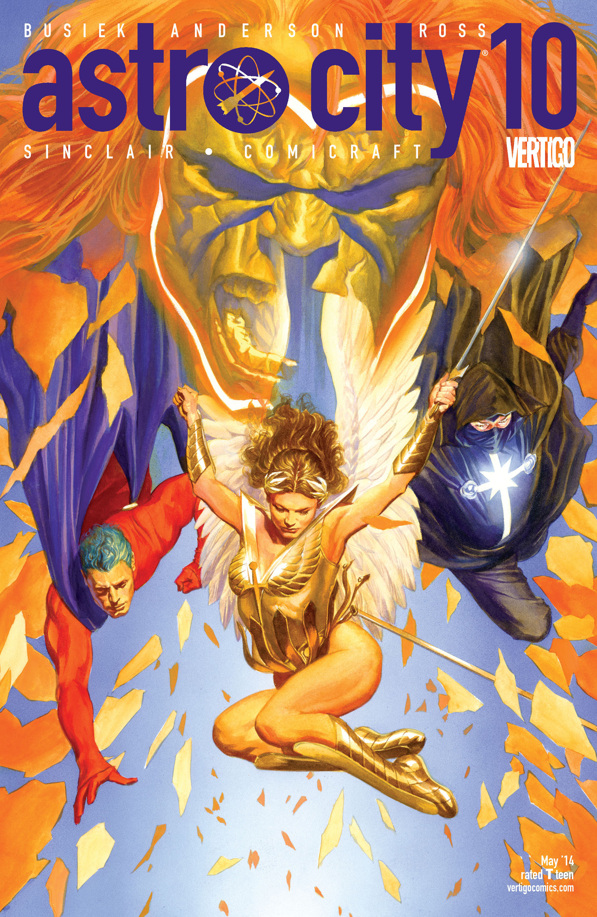 Read online Astro City comic -  Issue #10 - 1