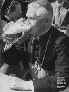 Pope Benedict XVI Beer