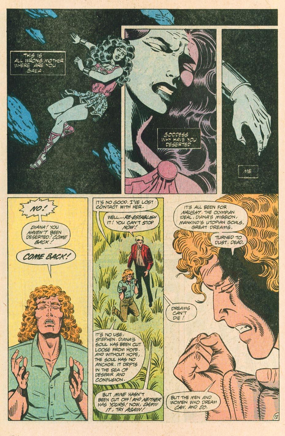 Read online Wonder Woman (1987) comic -  Issue #39 - 14