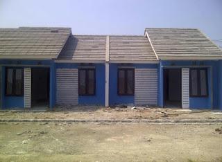 Rumah Murah KPR bersubsidi di bekasi dekat jakarta, SHM Cicilan 900 ribuan