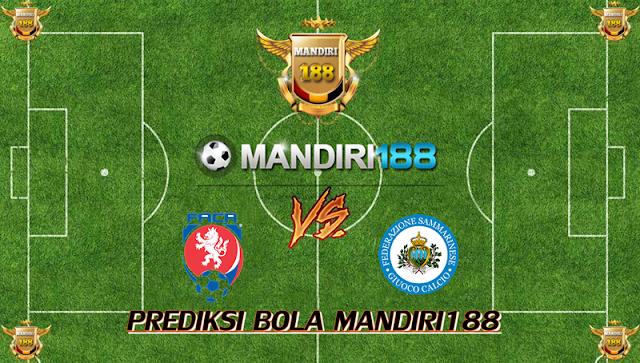 AGEN BOLA - Prediksi Czech Republic vs San Marino 9 Oktober 2017