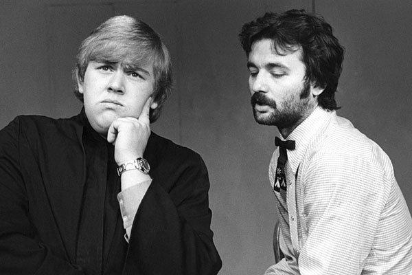 John Candy & Bill Murray, c.1973