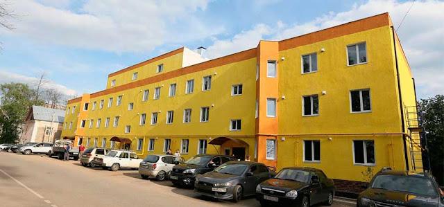 Вместо ветхого жилья – энергоэффективный дом Сергиев Посад
