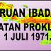 SERUAN AKSI PERINGATAN 54 TAHUN PROKLAMASI KEMERDEKAAN PAPUA BARAT 1 JULI 1971.