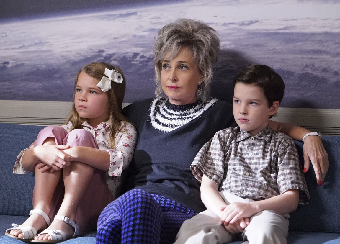 Young Sheldon - Season 1 Episode 06: A Patch, a Modem, and a Zantac