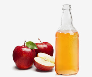 Cara Kuruskan Badan Dengan Cuka Epal