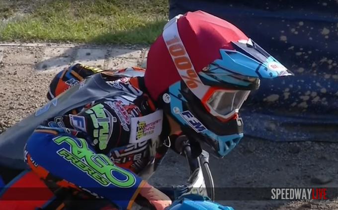 Andreas Lyager nyert Neuenknickben (videó)