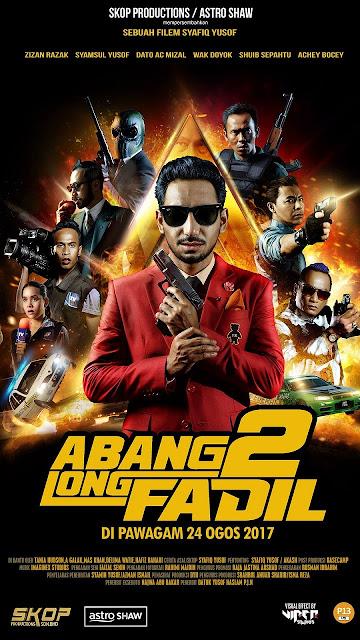 Abang Long Fadil 2 Filem Aksi Komedi Terbaik