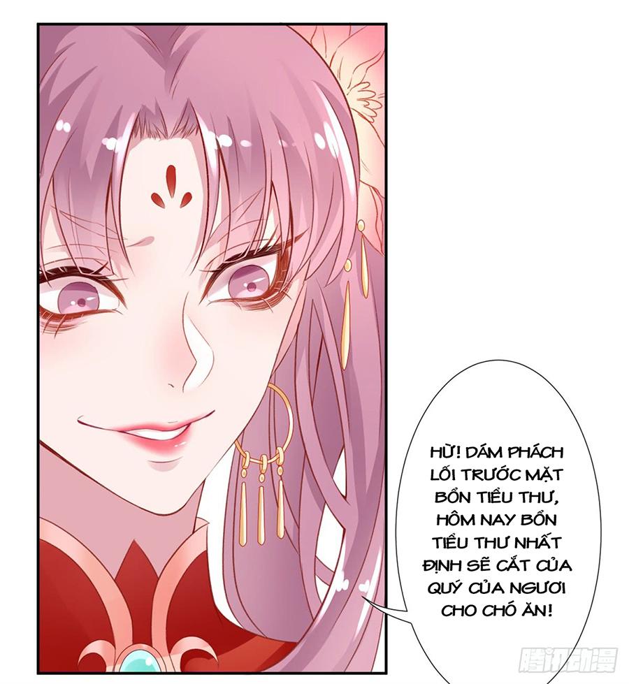 Hoàng phi 9000 tuổi chap 8 - Trang 10