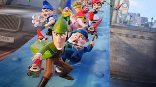 Sherlock Gnomes Xbox One Wallpaper