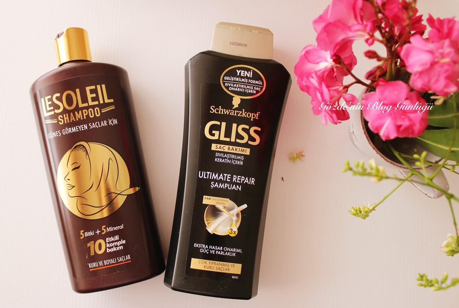 Le Soleil Şampuan Kapalı Bayanlar İçin